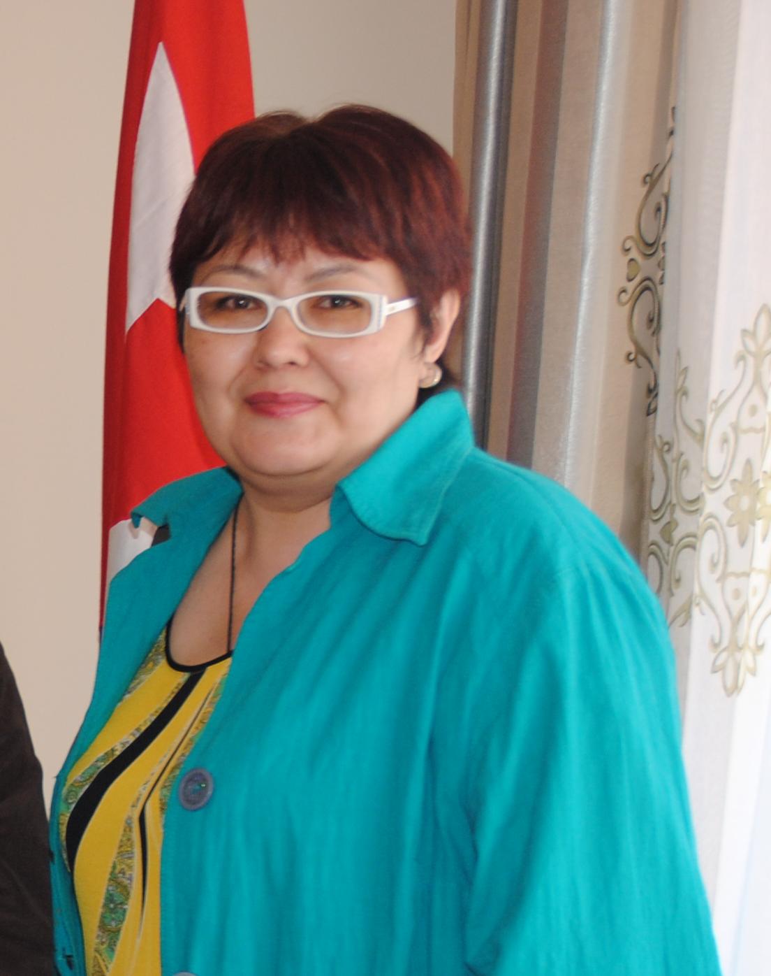 Алма Конарова