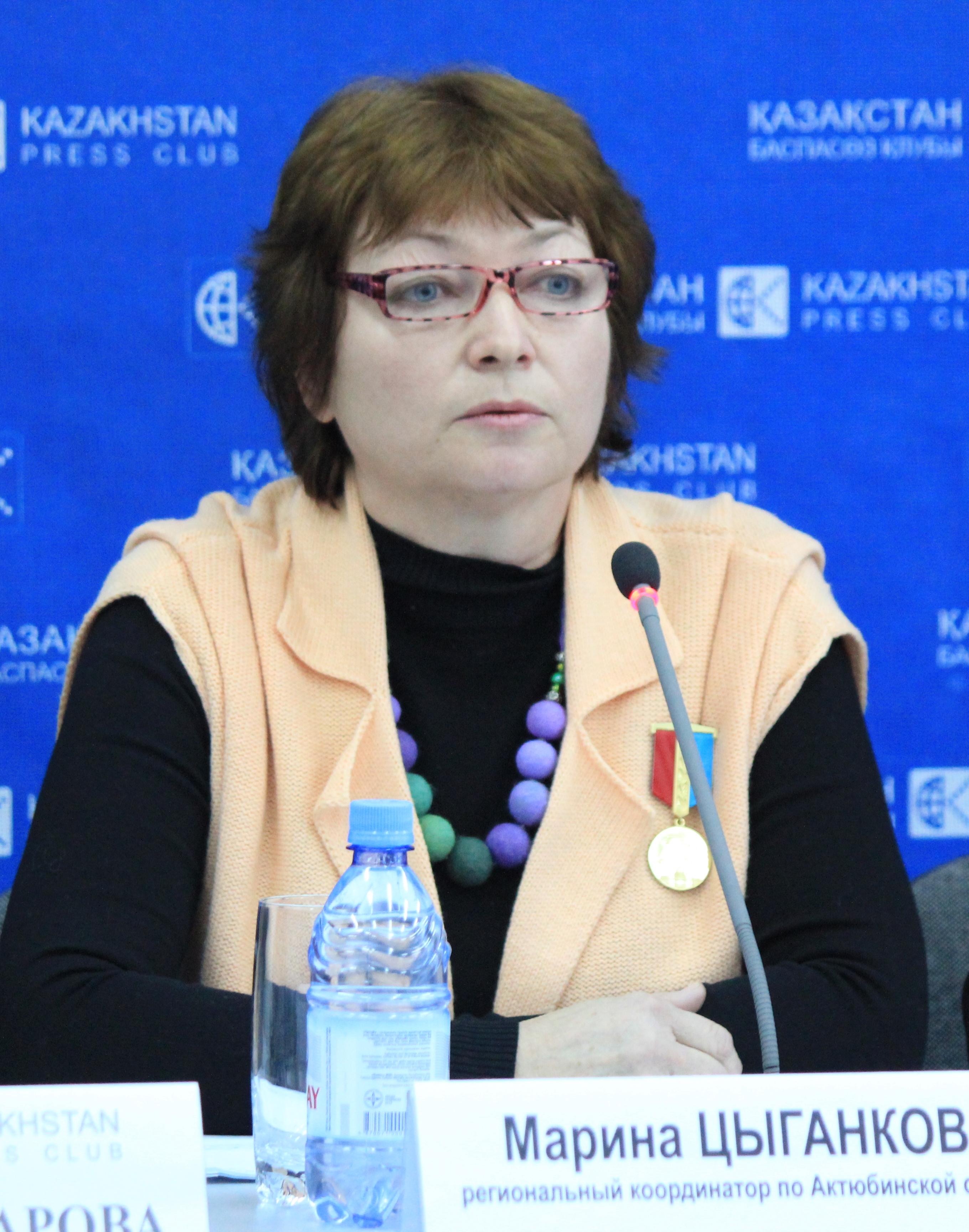 Марина Цыганкова