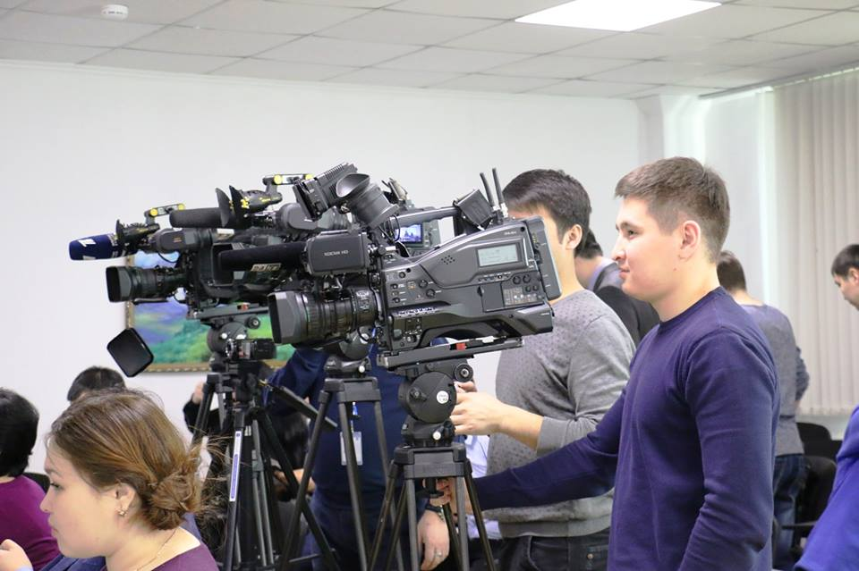 Камеры Астана